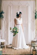 Eleanor Rafferty Gowns - Peony