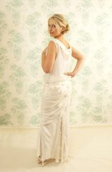 Eleanor Rafferty Gowns - Grecian back